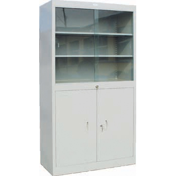 multifunctional glass cabinet