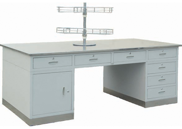 dispensing table