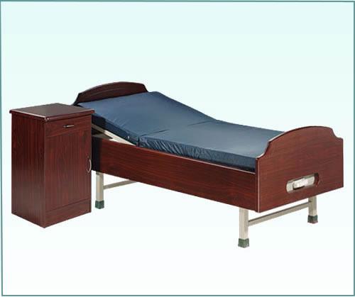 single rocker bed