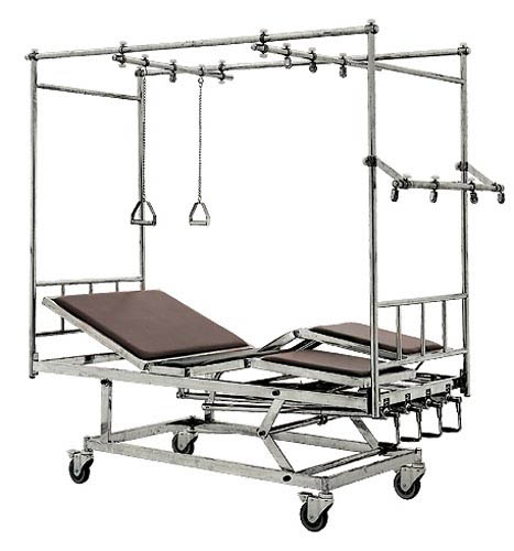 steel orthopedics bed