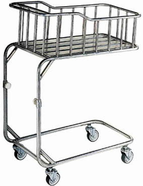 steel bed trolley