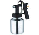 Low pressure air spray gun