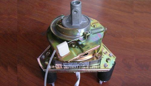 Motors of washing machine