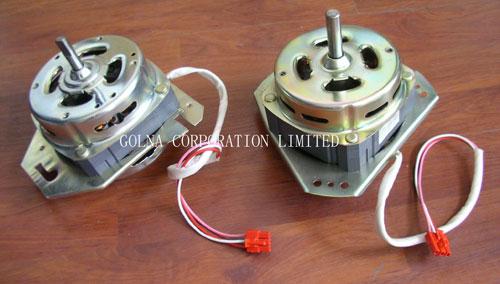 washing machine spare parts motors