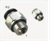 PC G thread Fitting straight connetc G thread