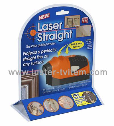 Laser Straight