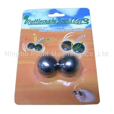 magnetic pellet / buzz magnet