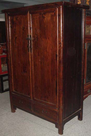 Antique Chinese Closet Large Cabinet