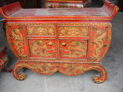 Charmant Tibetan Antique Furniture