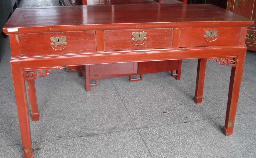 Chinese antique desk