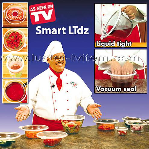 Smart Lid vacuum seal container