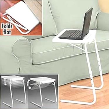 Laptops folding table