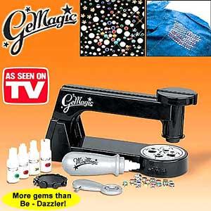 GEM MAGIC sewing machine
