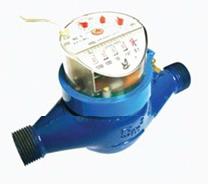 remote-reading water meter