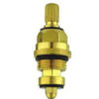 Brass valve cartridge