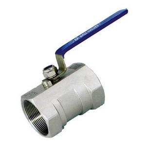 1pc stainless steel ball valves