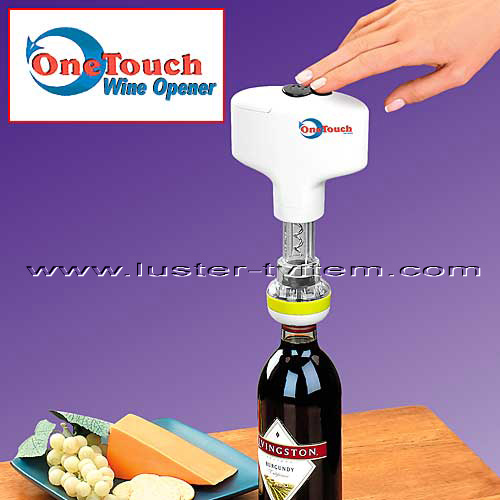 one touch wine opener