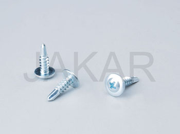 MODIFIED TRUSS HEAD PHIL DRIVE DRILLING SCREW
