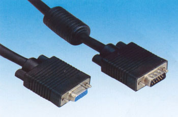 plastic computer cable