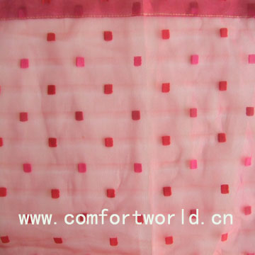 Plain Voile Fabric