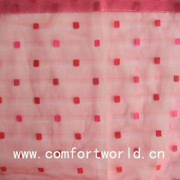 Plain Voile Fabric