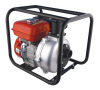 gasoline engine with pressure pump
