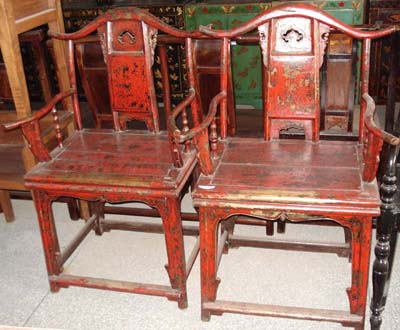 Chinese Antique Chair - Chinese Antique Chair Manufacturer & Supplier