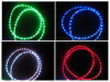 2 wire round led rope light,LED Tube Light,LED Holiday Lights