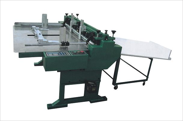 Cardboard Cutting Machine