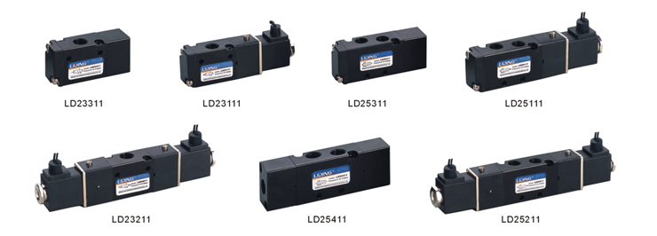 Air Solenoid Valves