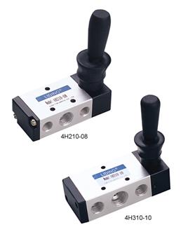 hand aluminium valve