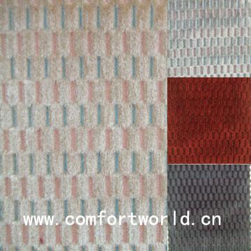 Polyester Jacquard Auto Fabric