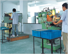 Numerical-controlled milling machine