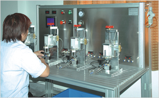 Advanced test equipment