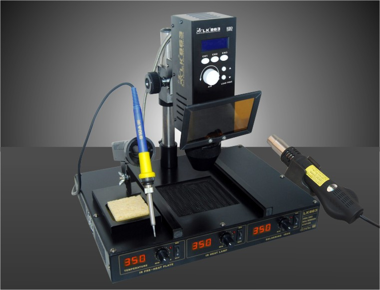 Infrared Smd Rework Station Infrared Smd Rework Station