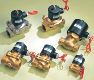 Large Size Solenoid Valve