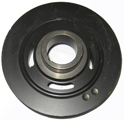 PULLEY-GRANK-SHAFT