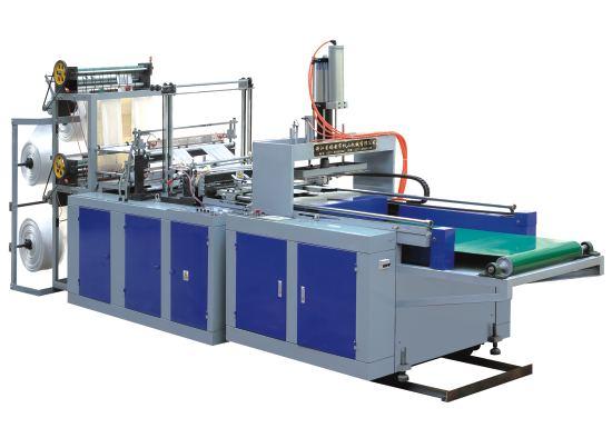 High Speed Vest Bag Making Machine