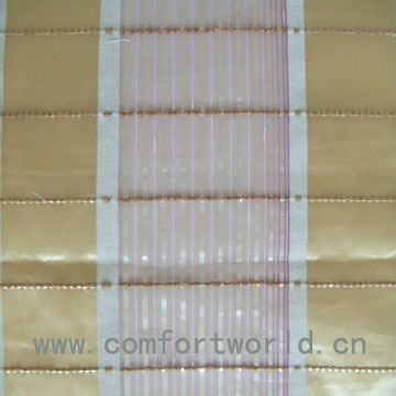 natural Plain Voile Curtain fabric