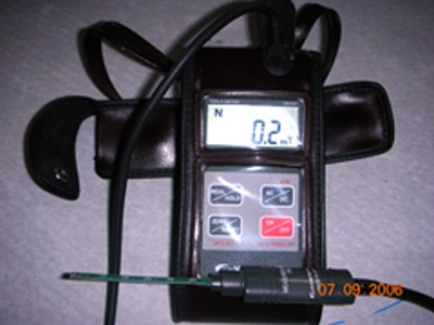Surface Gauss Meter