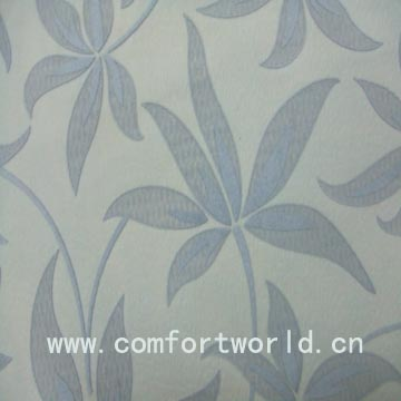 Flocked Sofa Fabric