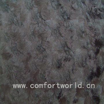 Upscale fabric sofa