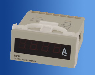 Intelligent Dual Display Panel Meter
