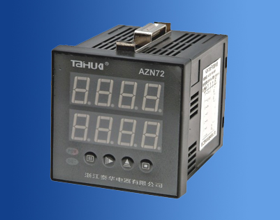 dual-display time relay
