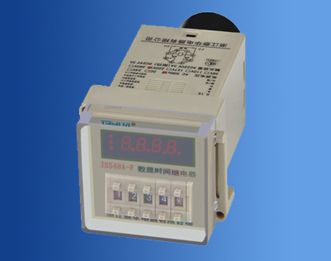 electromagnetic time relay