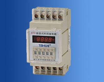 terminal block time delay relay