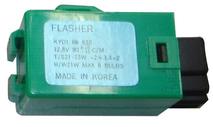 ELECTRONIC  SIGNAL FLASHER