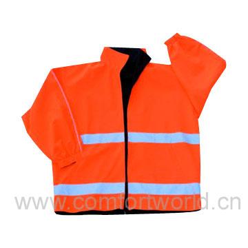 Safety Warning Coat