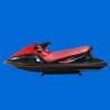 700cc jet ski and trailer