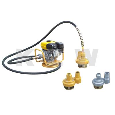 gasoline engine hose pump
